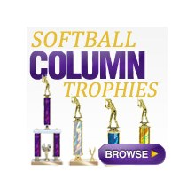 COLUMN-SOFTBALL-TROPHIES