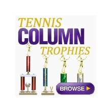 COLUMN-TENNIS-TROPHIES