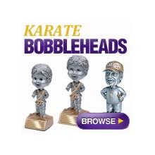 KARATE-BOBLEHEADS