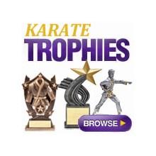 KARATE-TROPHIES