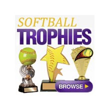 SOFTBALL-TROPHIES