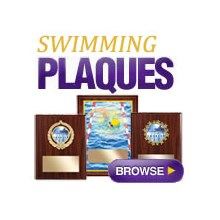 SWIMMING-PLAQUES