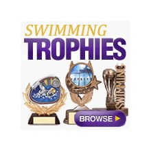 SWIMMING-TROPHIES