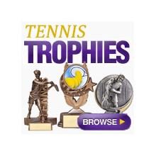 TENNIS-TROPHIES