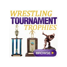 Tournament-Wrestling-Trophies