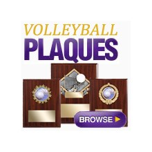 VOLLEYBALL-PLAQUES