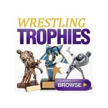 Wrestling-Trophies