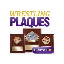 wrestling-plaques