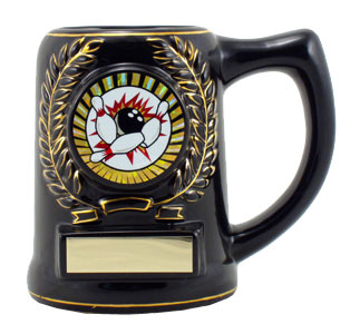"5"" Tall Ceramic Mug to enjoy your favorite beverages!"