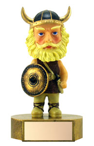 "6"" Viking Mascot Bobble Head"