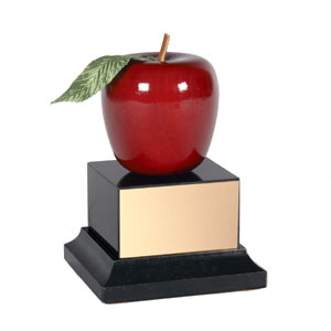Red Apple Trophy