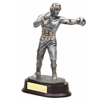 8 in Boxing Resin Trophy