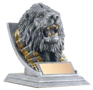 "4"" Lion Mascot"