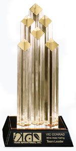 6 Column Diamond Tower