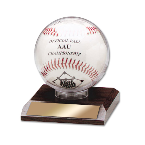 Acrylic Baseball Holder