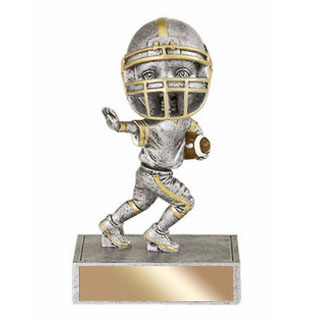 "5 1/2"" Football Bobble Head"