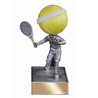 "5-1/2"" Tennis Bobble Head"