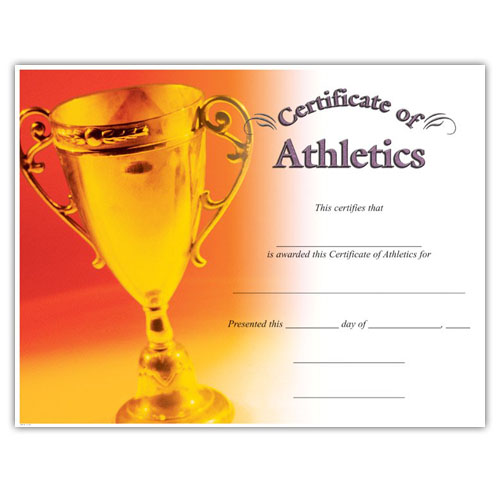 Athletics (8-1/2 x 11)