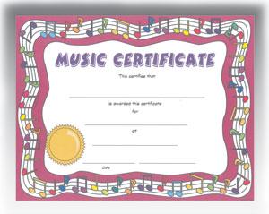 "Music (8.5"" x 11"")"