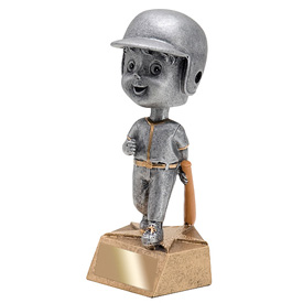 "5.75"" Baseball Bobble Head - Male"