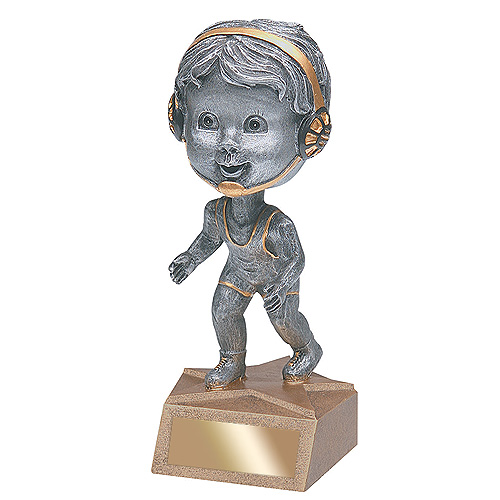 "5.75"" Wrestling Bobble Head"