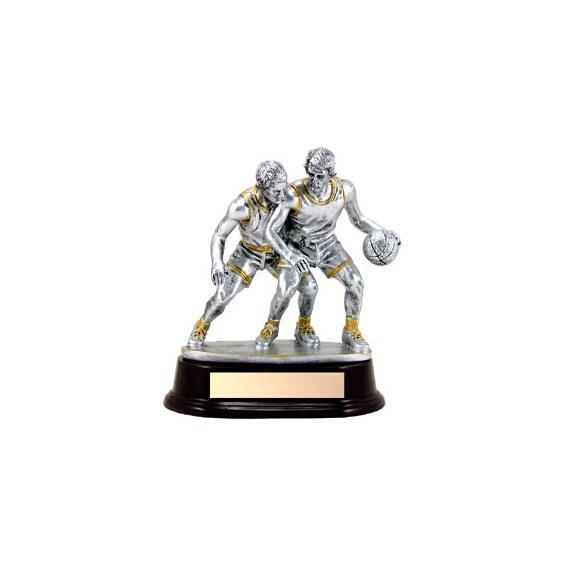 """6 1/2"""" Defender Basketball Trophy"""