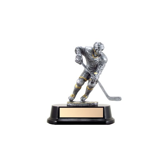 "6"" Hockey Forward Trophy  - Male"