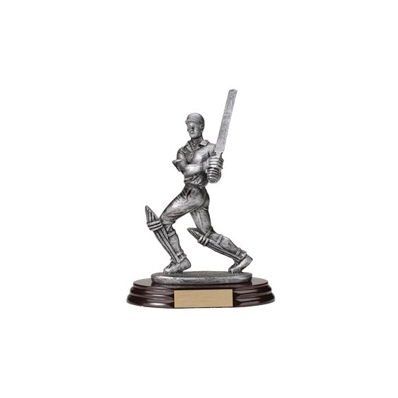 "7"" Cricket Resin Trophy"