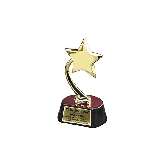 "7.5"" Rising Star Award"