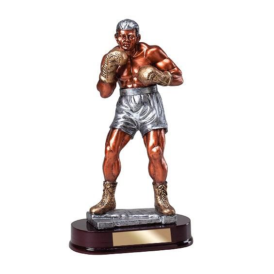 12-1/4 in M. Boxing Resin