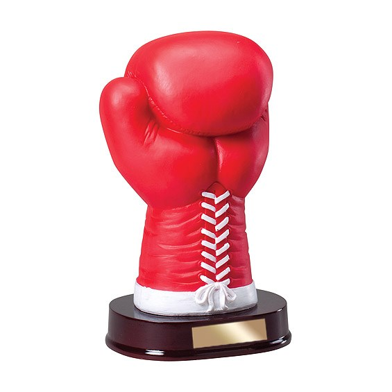 9.5 in Boxing Glove Resin