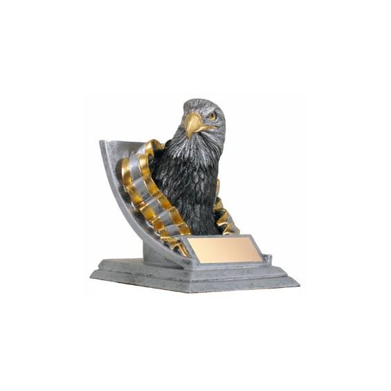 """4"""" Eagle Mascot"""
