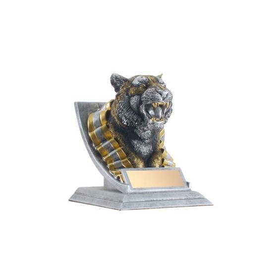 4 in Tiger Mascot