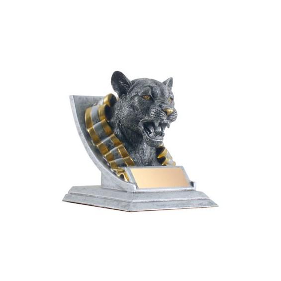 4 in Cougar Mascot