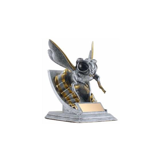 """4"""" Hornet Mascot"""