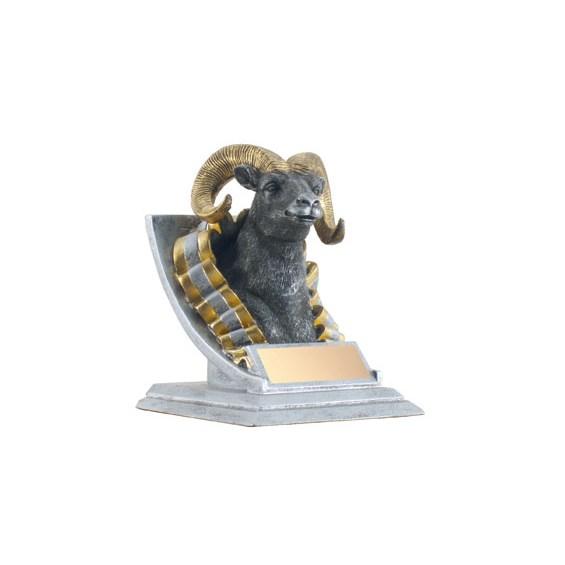 4 in Ram Mascot