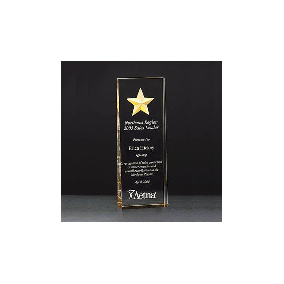 8 in Constellation Acrylic Award