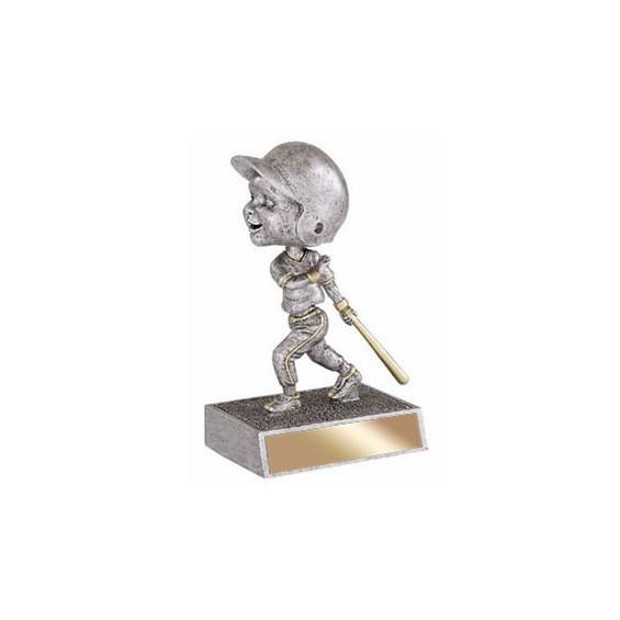 5.5 in Baseball Bobble Head - Male