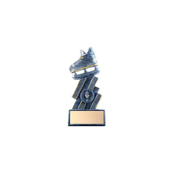 "6"" Resin Torch Hockey Trophy"