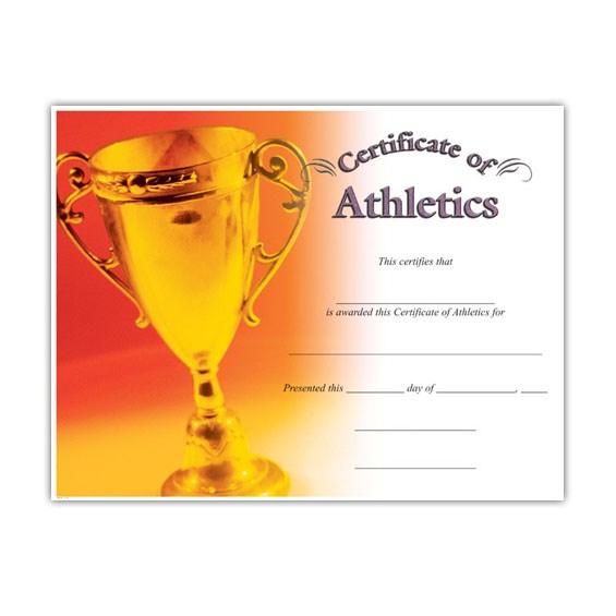 Athletics (8-1/2 x 11)