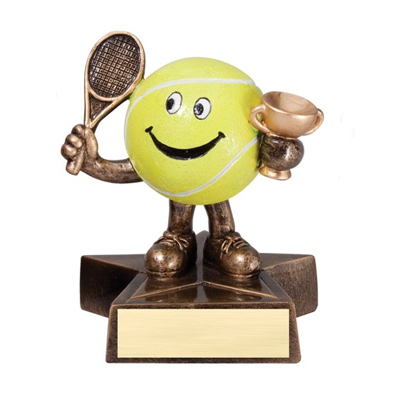 Happy Tennis Trophy