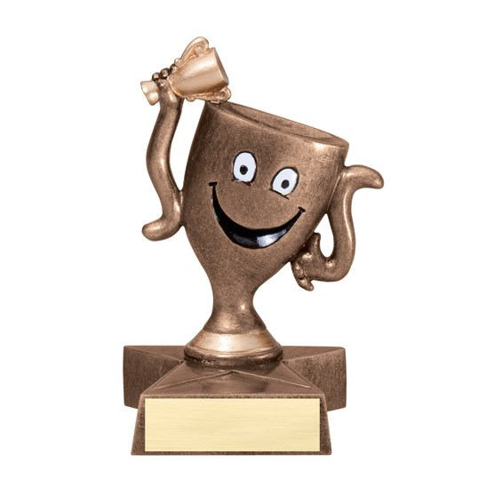 Happy Victory Trophy