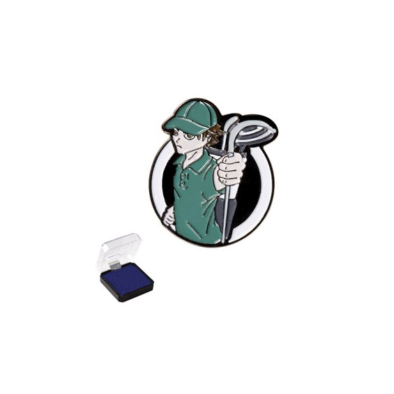 1 in Golf Sports Pin