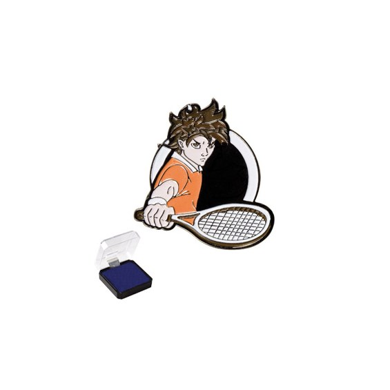 "1"" Tennis Sports Pin"