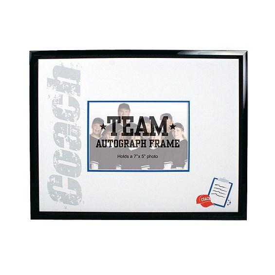 """14"""" x 11"""" Coach Autograph Frame"""