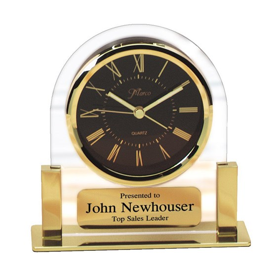 Personalized Promotional Clock
