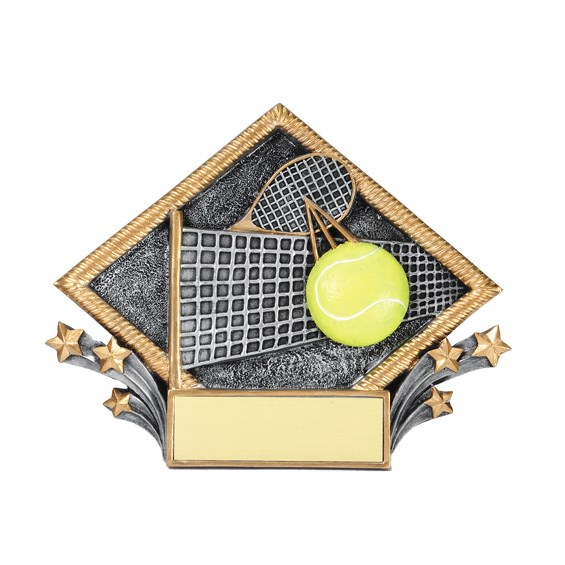 Tennis Diamond Plate