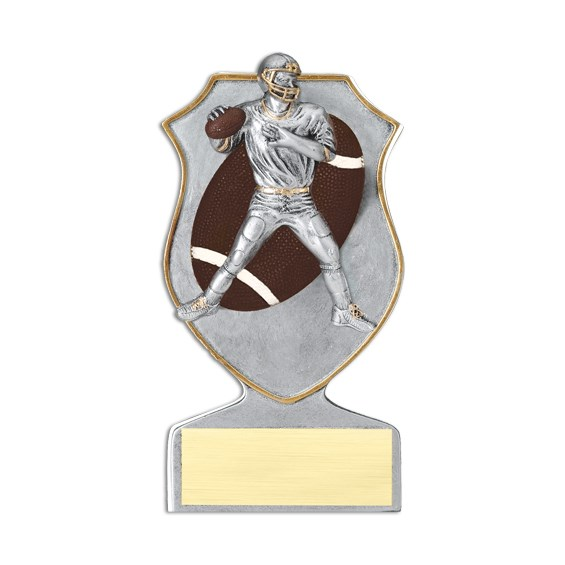 5.5 in Resin Football Trophy