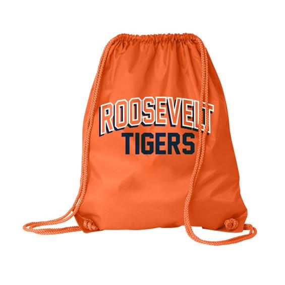 Liberty - Orange Sports Bag
