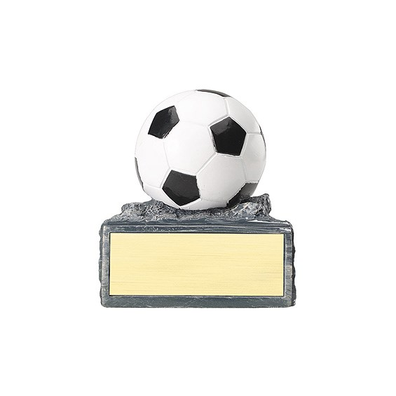 "4.25"" Soccer Ball Trophy - Full Color"